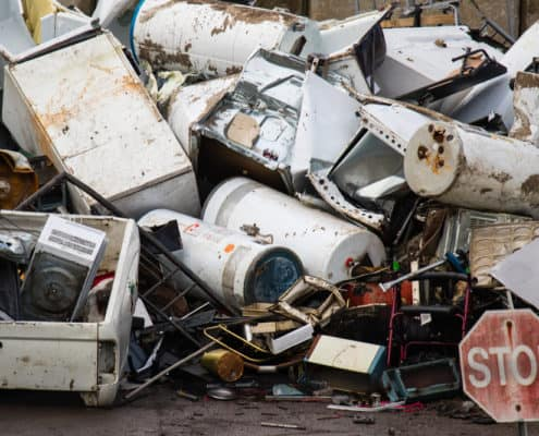 Island Junk Solutions - commercial waste removal photo