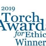 2019 BBB Torch Award for ethics winner logo
