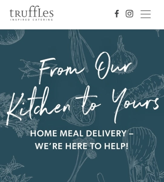 Truffles Catering — From Our Kitchen to Yours